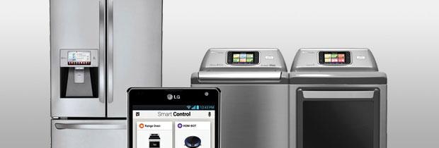 LG homechat keskustelevat kodinkoneet
