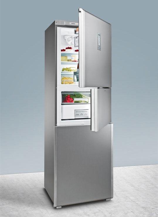 Siemens KG38QAL30 jääkaappipakastin