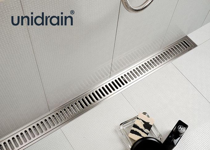 Unidrain ClassicLine lattiakaivojärjestelmä