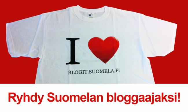 Jaa sisustusideat. Ryhdy Suomelan bloggaajaksi.