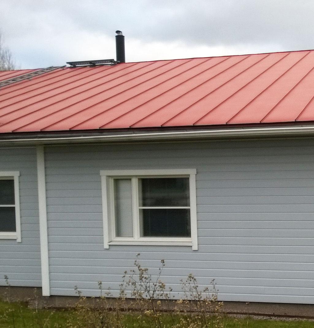 Kattoliitto katon huoltokirja