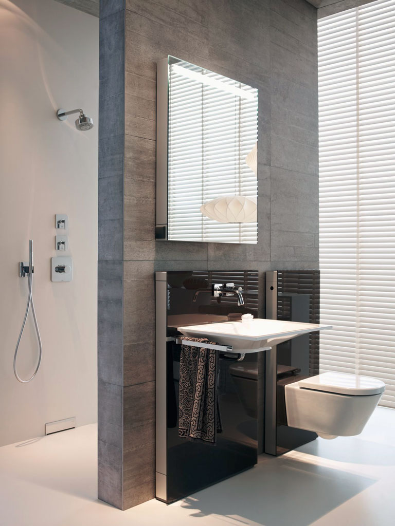 Seinäkaivo - kylpyhuoneen viemarointi