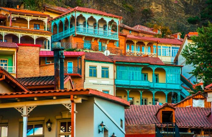 Tbilisin vanhakaupunki
