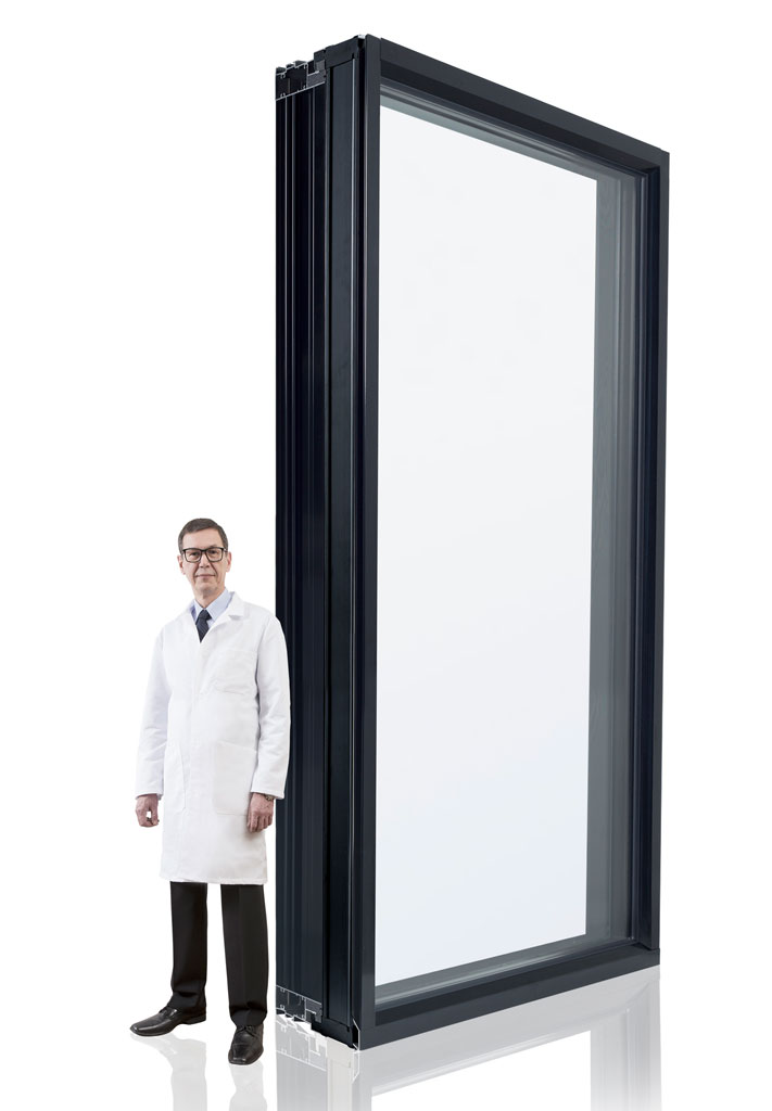 Alumiini-ikkuna