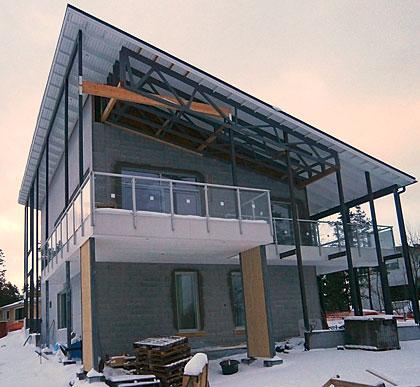 Energiatehokas rakentaminen - Talo 2020