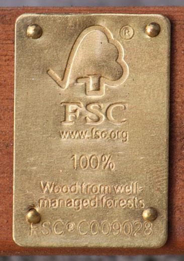 Kansainvälinen FSC-sertifikaatti