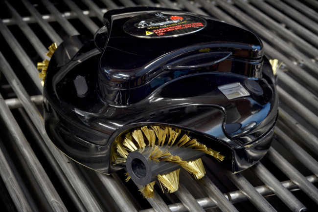 Grillbot grillin puhdistusrobotti