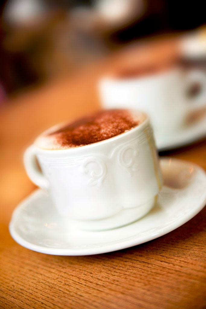 Kahvi - capuccino