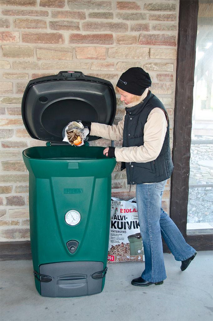 biojäte - kompostointi - kaatopaikkakielto