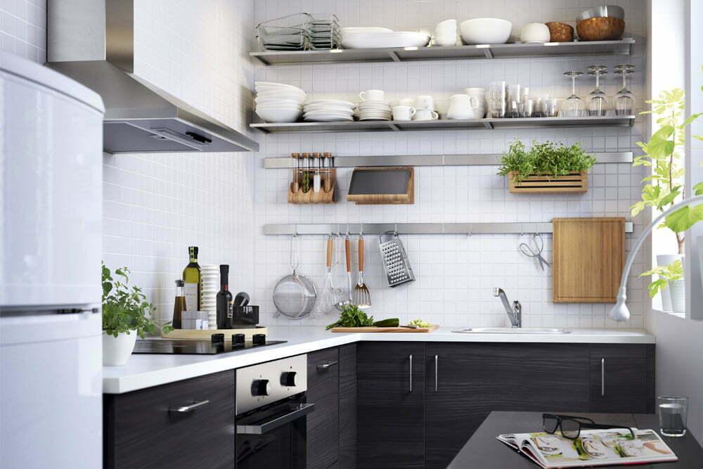Pieni keittiö? Lue IKEAn vinkit!  Suomela  Jotta