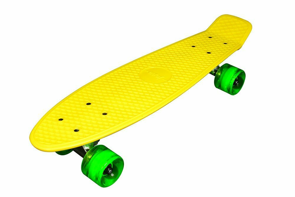Pennyboard-yellow