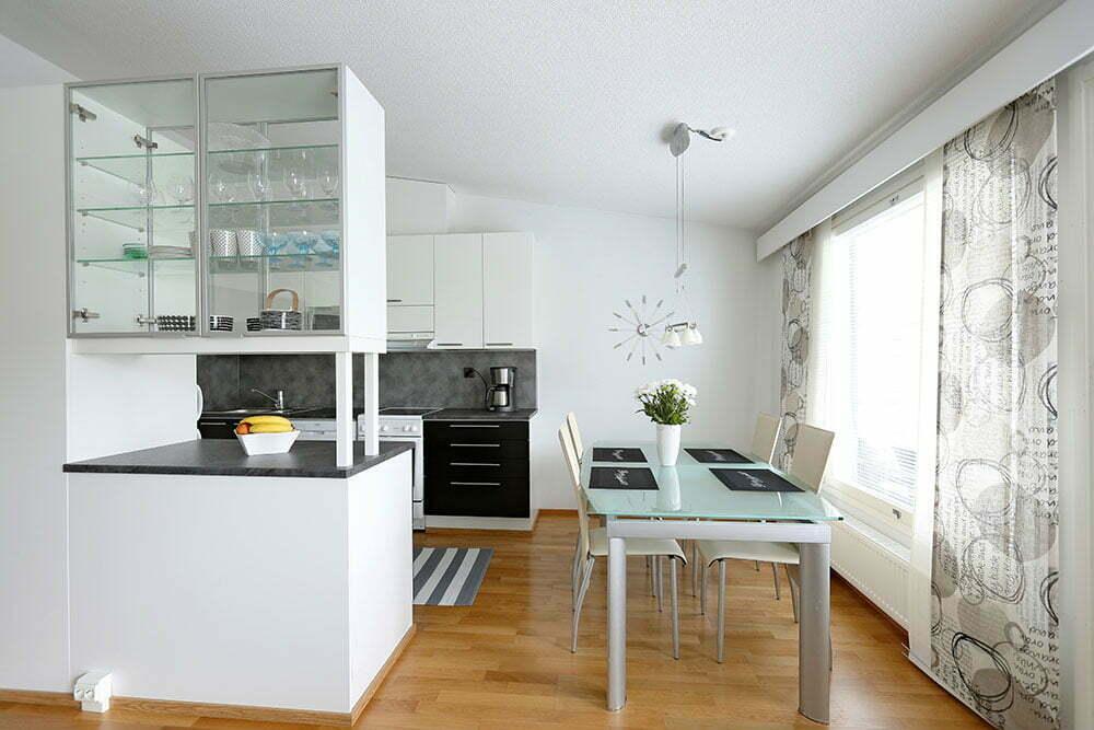 3 x moderni keittiö – jotain vanhaa, jotain uutta  Suomela  Jotta asuminen