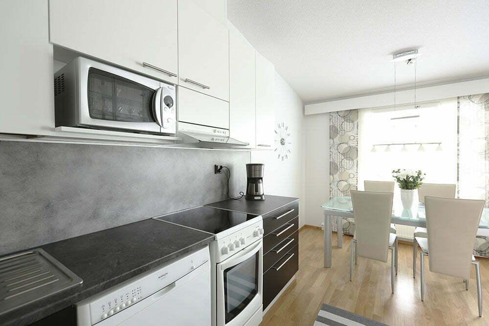 3 x moderni keittiö – jotain vanhaa, jotain uutta