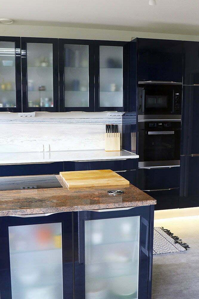3 x moderni keittiö – Vaihtoehto valkoiselle  Suomela