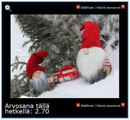 Tunnelmallinen joulu