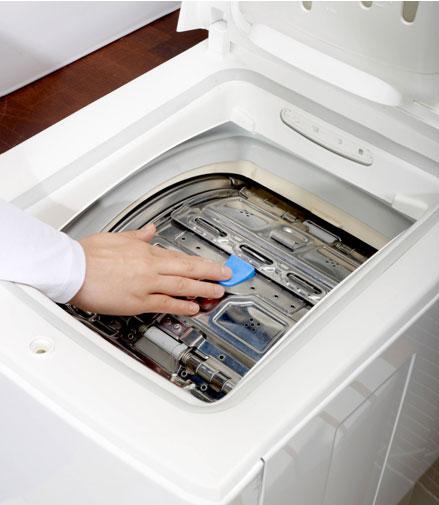 Päältätäytettävä pesukone pieneen tilaan  Suomela  Jotta asuminen olisi muk