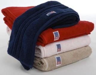Sisustajien suosikit. Lexingtonin ja Gantin pyyhkeet, 10–40 euroa, Papagena.