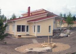 Villa Vanilla, valmistaja Tupatalo