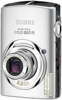 Canon Ixus 860 IS -digitaalikamera
