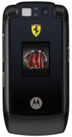 Motorola Razr V6 Ferrari -puhelin