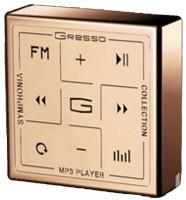 Gresso Symphonia Gold -mp3-soitin