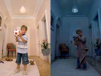 Osramin DULEDlamppu toimii sekä tavallisena 8 tai 12 W:n energiansäästölamppuna että yövalona.