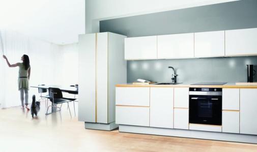 Tulevaisuuden keittiö on rohkea  Suomela  Jotta asuminen olisi mukavampaa