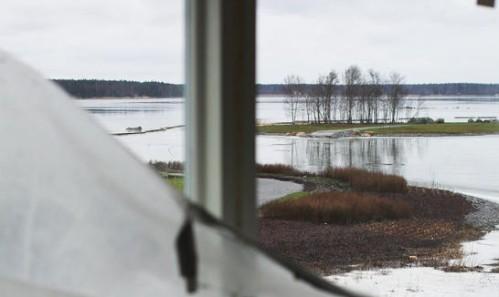 Suurin osa Vaasan asuntomessualueen pientaloista saa lämpönsä merenpohjan sedimentistä kerättävästä maalämmöstä.
