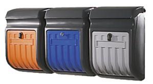 Väriä postilaatikkoon