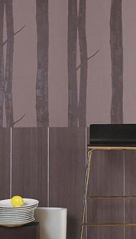 Saksalainen uusi Woodland-tapettimallisto on näyttävä luonnon inspiroima mallisto