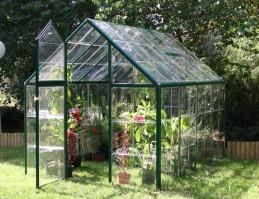 Palram Snap-N-Grow -kasvihuone, Multasormet ja Prismat