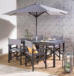 Tandor-ryhmä ja aurinkovarjo, Asko