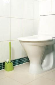 Kylpyhuone kannattaa siivota kerran viikossa