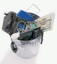 Kierrätä jätteet