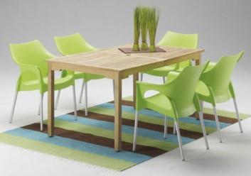 Wind-pöytä ja Rino-tuolit, Isku