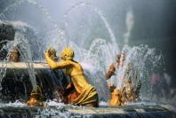 Suihkulähde Pariisissa