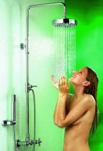 Bauhausin Samoa Rain Classic - suihkujärjestelmä