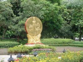 Bangkokin kuhinastakin voi löytää keitaan