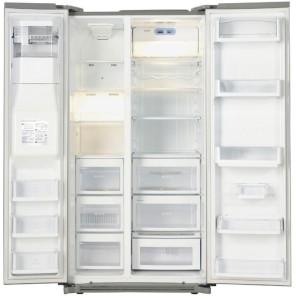 LG GC-G227STBA jääkaappi auki