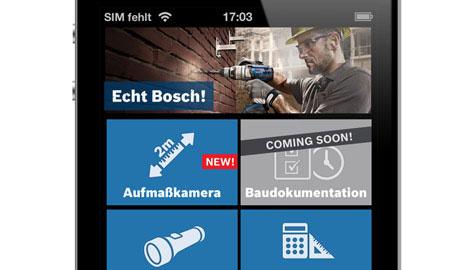 Mobiilisovellus rakentajalle: Bosch Toolbox App korvaa kynän, paperin ja taskulampun ...