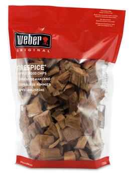 Weberin Firespice-puulastut