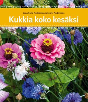 Kukkia koko kesäksi -kirja
