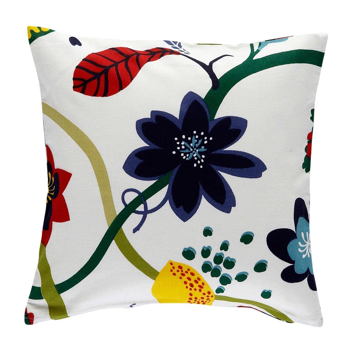 Tyynynpäällinen värikkäällä painetulla kuviolla, 12,95 euroa / 2 kpl, Ellos.