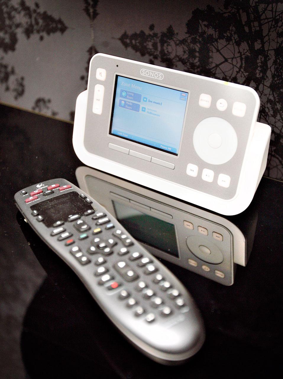 Langaton Sonos-järjestelmä on suunniteltu kaiuttimia myöten sisustukseen sopivaksi.