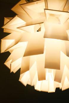 Simon Krakov suunnitteli 69-osaisen Norm 69 -lampun vuonna 1969.