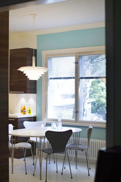 Jannen Katajan keittiöremontti  lue ja katso modernin