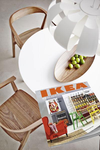 Ikea Stockholm -tuoli