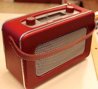 Retroradio Clas Ohlson