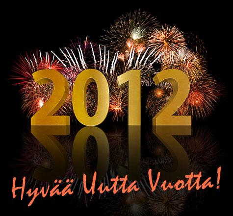 uuden vuoden toivotus lorut parainen