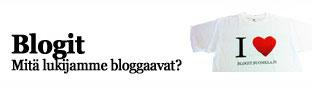 Suomelan lukijoiden blogit